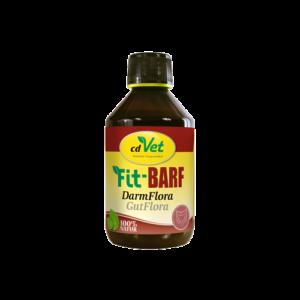Fit-BARF za crevesno floro cdVet Fit-BARF DarmFlora 250ml