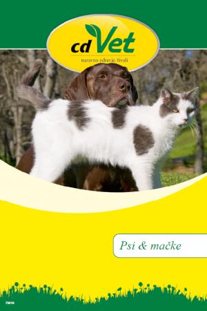 cdVet Katalog podroben katalog izdelkov naravne prehrane