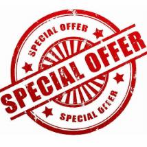 posebne ponudbe special offer